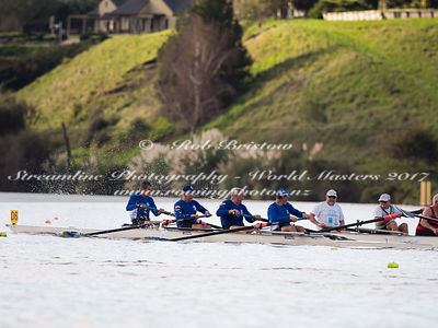 Taken during the World Masters Games - Rowing, Lake Karapiro, Cambridge, New Zealand; Tuesday April 25, 2017:   5867 -- 20170...