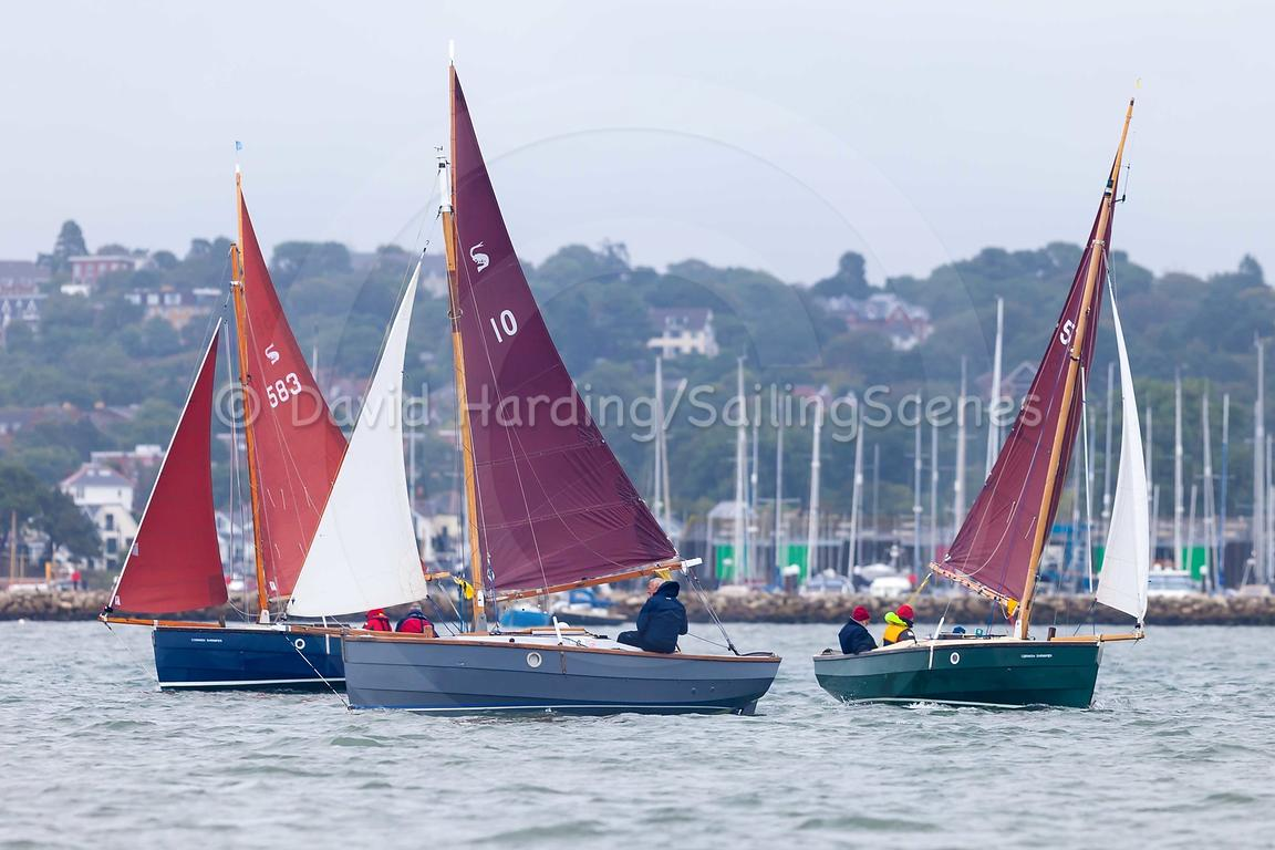 Cornish Shrimpers, Zhik Poole Week 2015, 20150826006