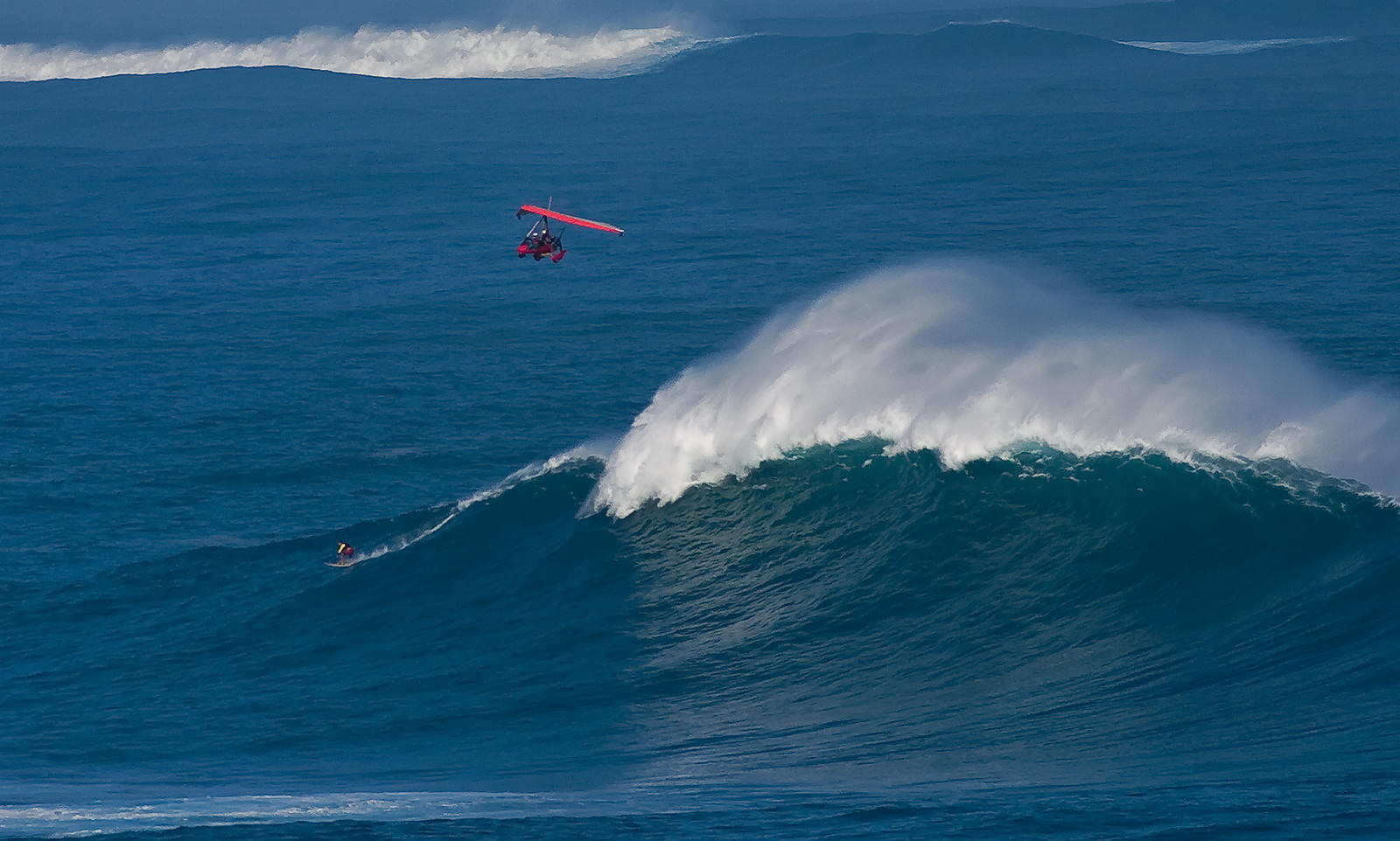 Princeville Wave Action