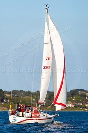 Pampero, GBR3393T, Furia 332, Parkstone Monday Night Cruiser Series, 20180514027