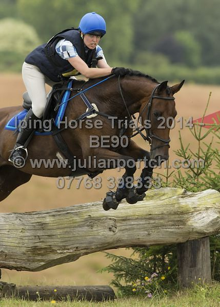 Iping Horse Trials 2014 -BE90 12.53-13.26