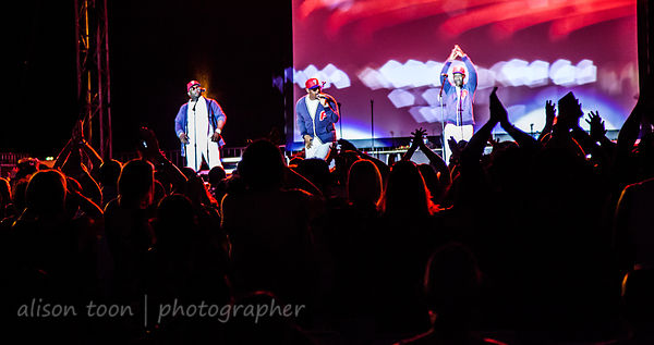 Boyz II Men, Citrus Heights, 2013