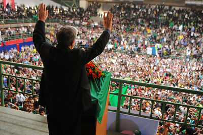 The 2009 Green Movement (Iranian elections)