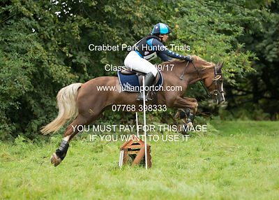 Crabbet Park Hunter Trial (17/09/2017)
