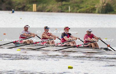 Taken during the World Masters Games - Rowing, Lake Karapiro, Cambridge, New Zealand; Tuesday April 25, 2017:   5729 -- 20170...