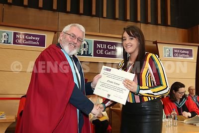 NUIG Awards Day 2019 - 3pm session
