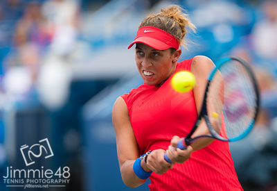 Western & Southern Open 2017, Cincinnati, United States - 17 Aug 2017
