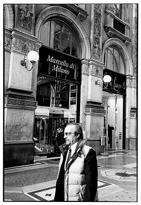 Marcello, Milan 2002.