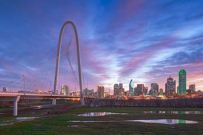 Dawn Over Dallas