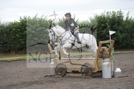 Richmond Equestrian Centre Jump Cross