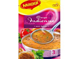 Soupe-indienne