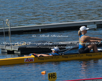 Taken during the NZSSRC - Maadi Cup 2017, Lake Karapiro, Cambridge, New Zealand; ©  Rob Bristow; Frame 1267 - Taken on: Frida...