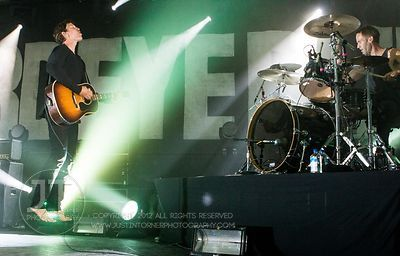 Third Eye Blind, IMU, Iowa Homecoming, October 4, 2013