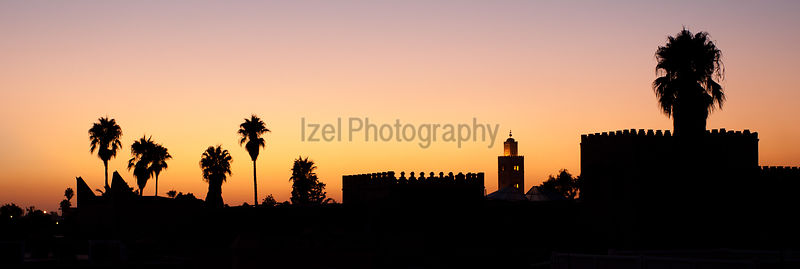 Koutoubia Mosque - Urban Photography