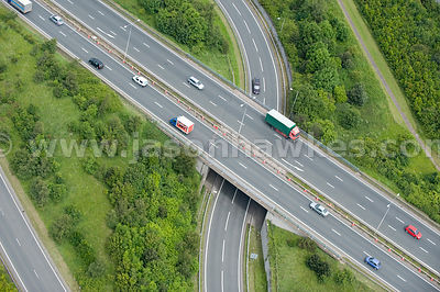 A1 Motorway, Gateshead, Tyne and Wear