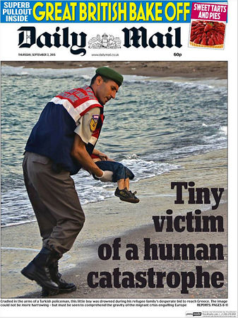 drowned-migrant-boy-daily-mail-front-page