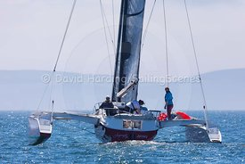 Aquafly, GBR3238, Dragonfly 32 trimaran, 20180527584