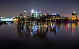 London2016_CanaryWharf_Lowtide_January_026