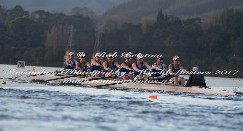 Taken during the World Masters Games - Rowing, Lake Karapiro, Cambridge, New Zealand; Wednesday April 26, 2017:   8536 -- 201...
