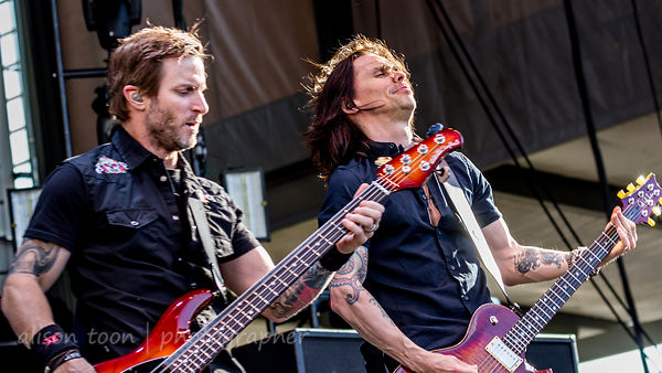 Brian Marshall and Myles Kennedy, Alter Bridge