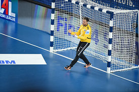 Ivan STEVANOVIĆ of PPD Zagreb during the Final Tournament - Final Four - SEHA - Gazprom league, third place match, Varazdin, ...