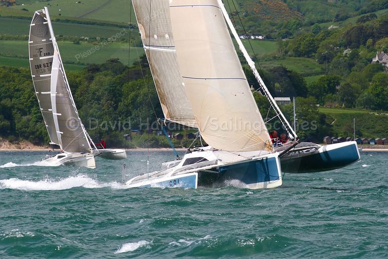 Multihulls (multihull-only events)