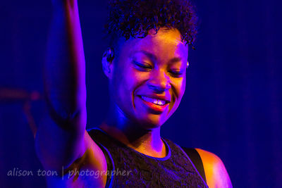 Noelle Scaggs, vocals, Fitz & The Tantrums