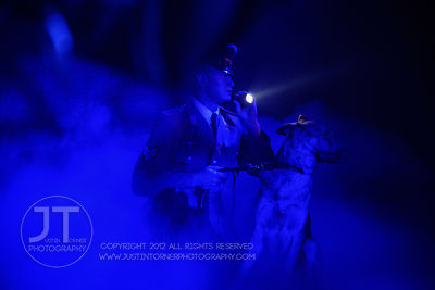 Marion Avenue Baptist Church Live Animal Christmas Play, December 9-10, 2017..Taking place in the church auditorium, the play...
