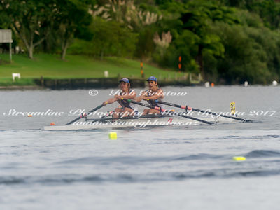 Taken during the NZSSRC - Maadi Cup 2017, Lake Karapiro, Cambridge, New Zealand; ©  Rob Bristow; Frame 2017 - Taken on: Satur...