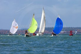 Poole Yacht Club Commodore's Charity Pursuit Race, 20181111058