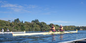 Taken during the World Masters Games - Rowing, Lake Karapiro, Cambridge, New Zealand; ©  Rob Bristow; Frame 1364 - Taken on: ...