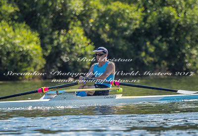 Taken during the World Masters Games - Rowing, Lake Karapiro, Cambridge, New Zealand; Tuesday April 25, 2017:   5058 -- 20170...