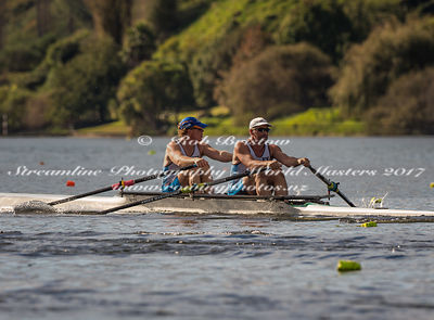 Taken during the World Masters Games - Rowing, Lake Karapiro, Cambridge, New Zealand; Tuesday April 25, 2017:   5769 -- 20170...