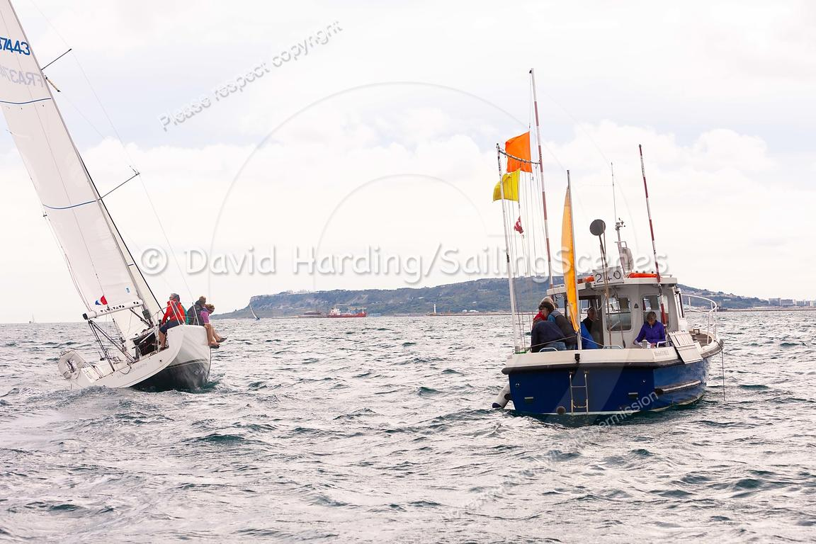 58 Degrees North, FRA37443, Archambault A31, Weymouth Regatta 2018, 201809081325.