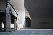 Project:  Long Museum West Bund Shanghai, China.by Atelier Deshaus.Photographer: Pawel Paniczko