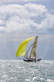 Be Light, HUN 18, 18ft Skiff, Euro Grand Prix Sandbanks 2016, 20160904603