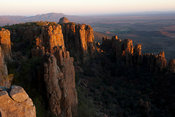 Valley of Desolation, Graaff-Reinet, Camdeboo National Park, South Africa