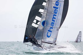 Chameleon 1, 18ft Skiff, Euro Grand Prix Sandbanks 2016,  20160904206