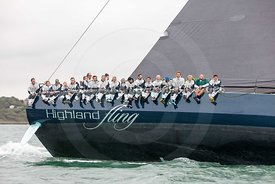 Highland Fling XI, MON888, Reichel/Pugh 82, Round the Island Race 2017, 20170701006