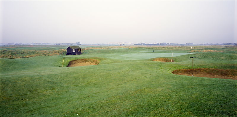 The Royal St George's Golf Course