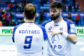 9 Tin Kontrec,Semi final 1-PPD Zagreb vs Nexe
