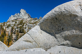 Prusik Peak and Stark Granite in The Enchantments