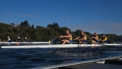Taken during the World Masters Games - Rowing, Lake Karapiro, Cambridge, New Zealand; ©  Rob Bristow; Frame 1302 - Taken on: ...