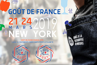 Goût de France / Good France  NEW YORK 2019
