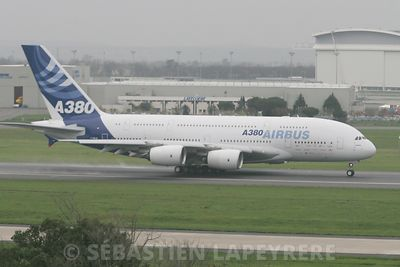 Fuselage Transportation of Airbus A380
