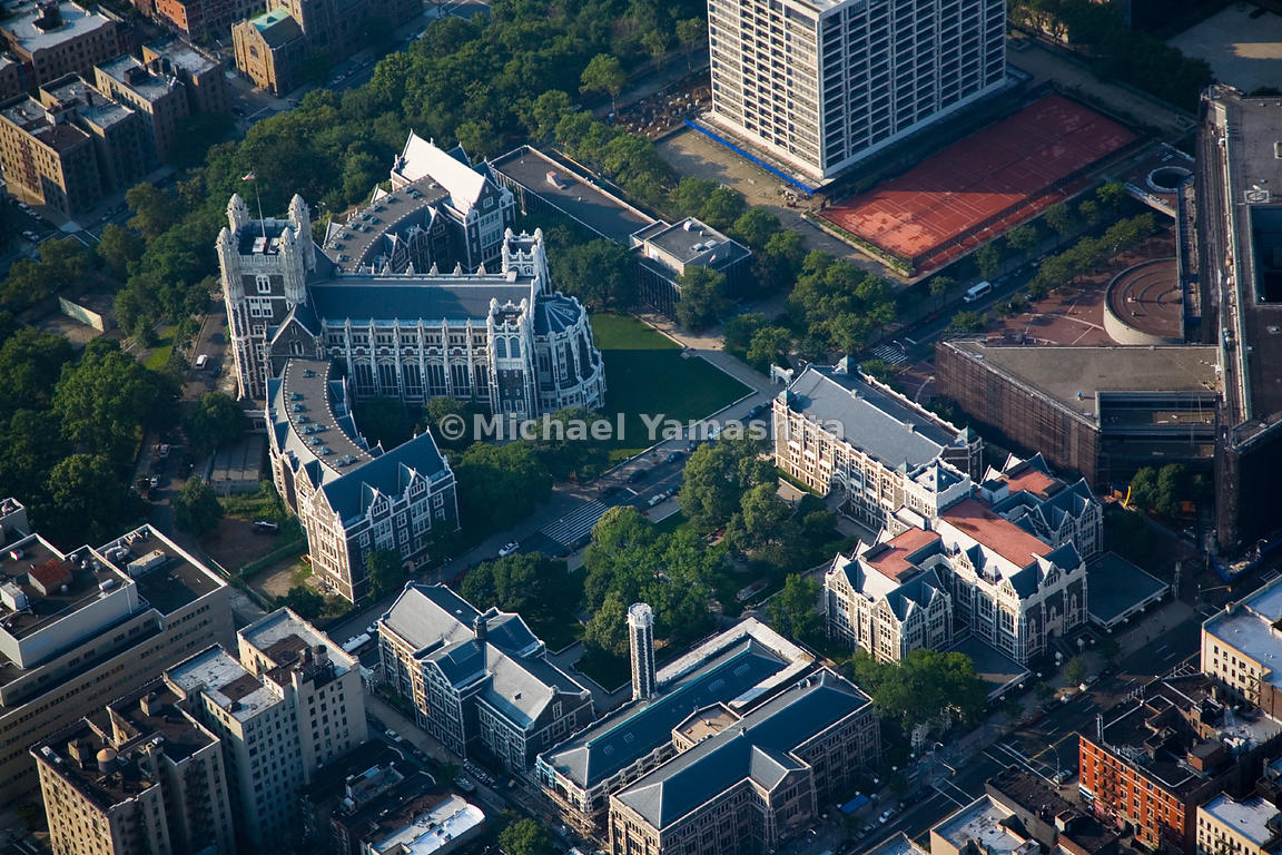 City University, in Harlem, with its landmark Neo-Gothic architecture, is the oldest free public educational institution in t...