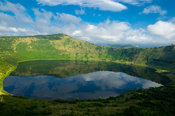 Crater Lake, Queen Elizabeth NP, Uganda