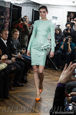 Fashion Week 2014 - Haute Couture Printemps - Eté 2014