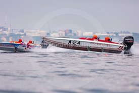 Motorvated, A-24, Fortitudo Poole Bay 100 Offshore Powerboat Race, June 2018, 20180610256