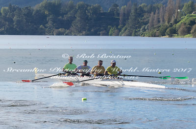 Taken during the World Masters Games - Rowing, Lake Karapiro, Cambridge, New Zealand; ©  Rob Bristow; Frame 535 - Taken on: T...
